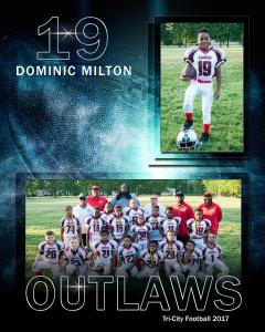 Dominic Milton Mate