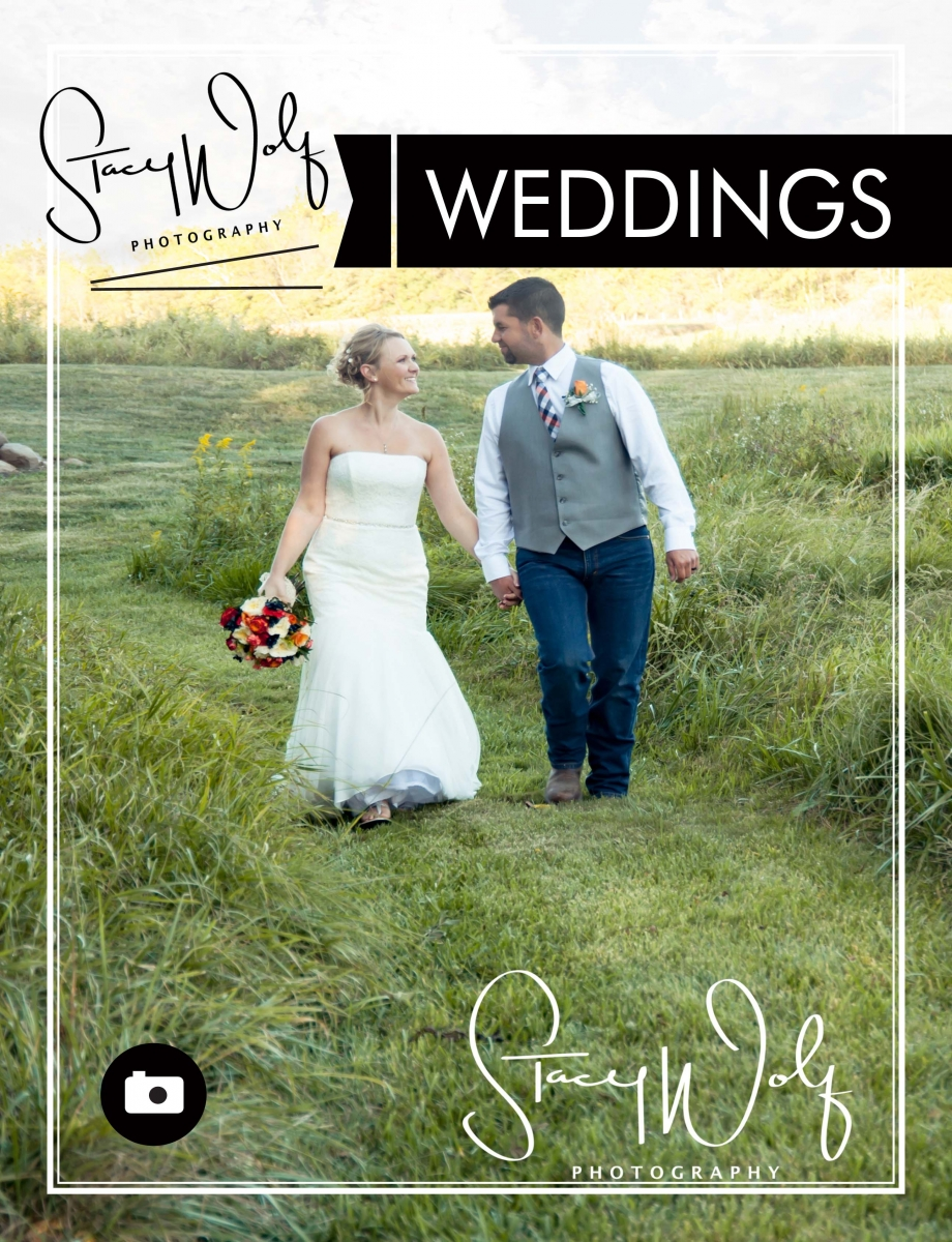 Stacy Wolf Photography Wedding Cover